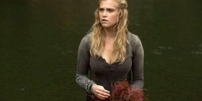 The 100 1x03 Earth Skills - Eliza Taylor como Clarke