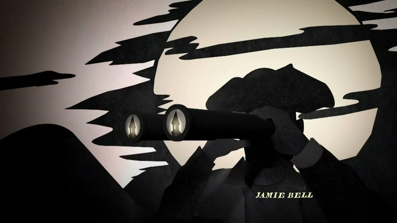 Entrevista a Jamie Bell, protagonista de Turn - El nombre de Jamie Bull en los títulos de apertura