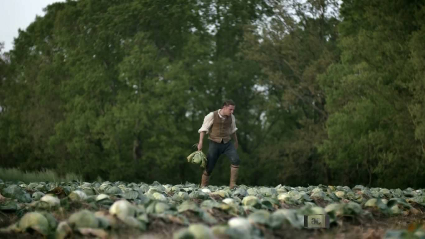 Entrevista a Jamie Bell, protagonista de Turn - Jamie Bell cita la pobreza y la opresión como motivos de Abraham Woodhull para hacerse espía