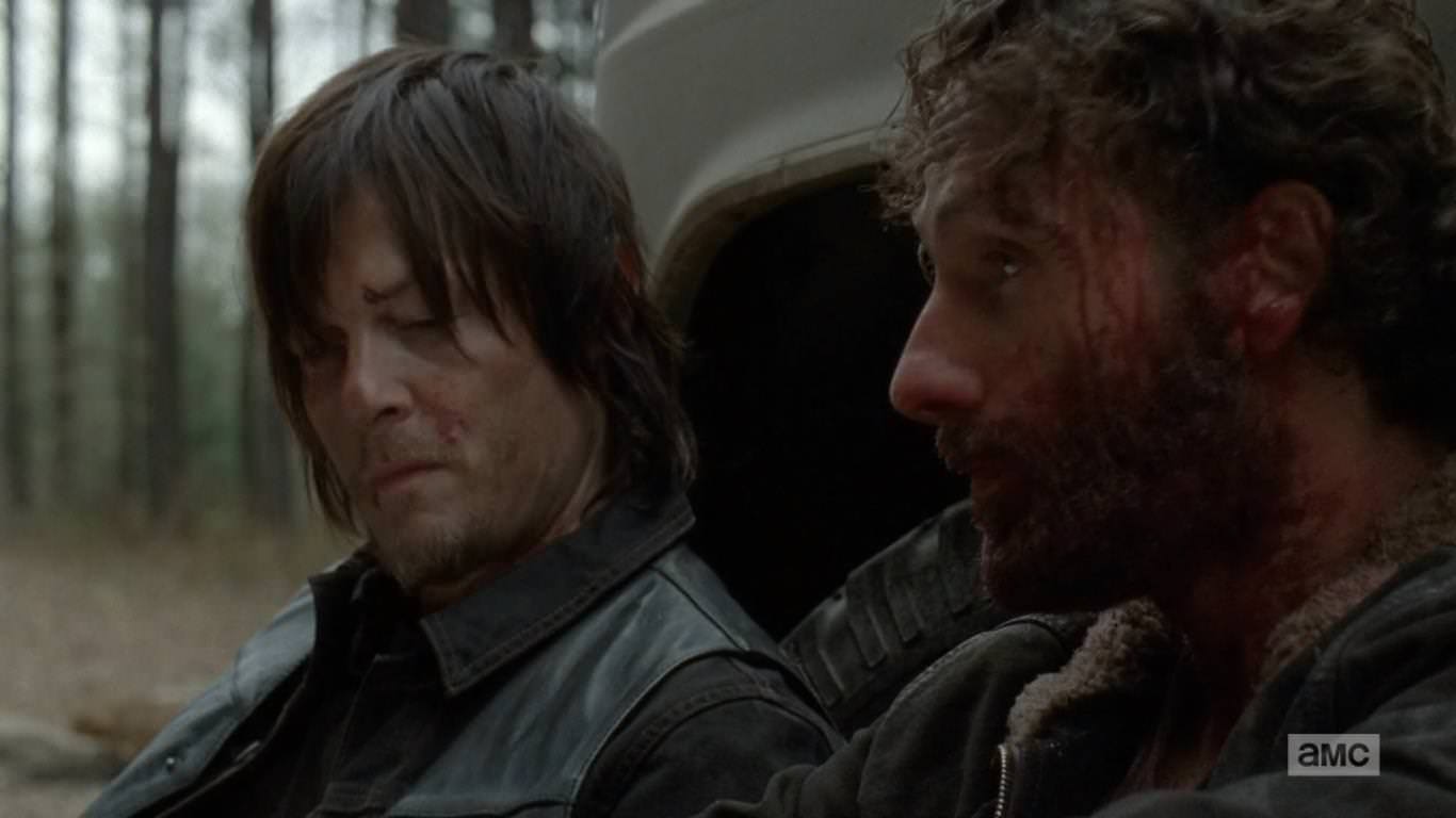 Entrevista a Scott Gimple, showrunner de The Walking Dead - Daryl es un personaje que no aparece en los cómics