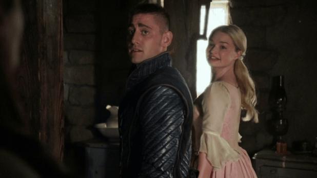 Crítica de Once Upon a Time in Wonderland: Michael Socha es el único que ha estado a la altura de su personaje