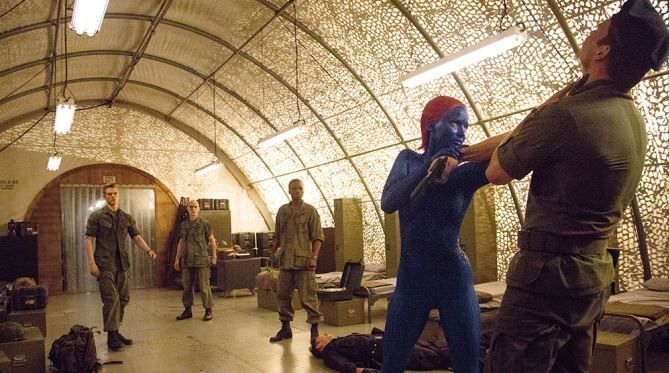 Actores de X-Men First Class van a estar en Apocalypse