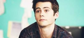 Dylan O'brien es Stiles en Teen Wolf