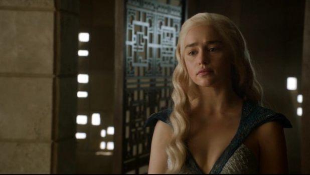Juego de Tronos 4x07 Mockingbird - Daenerys