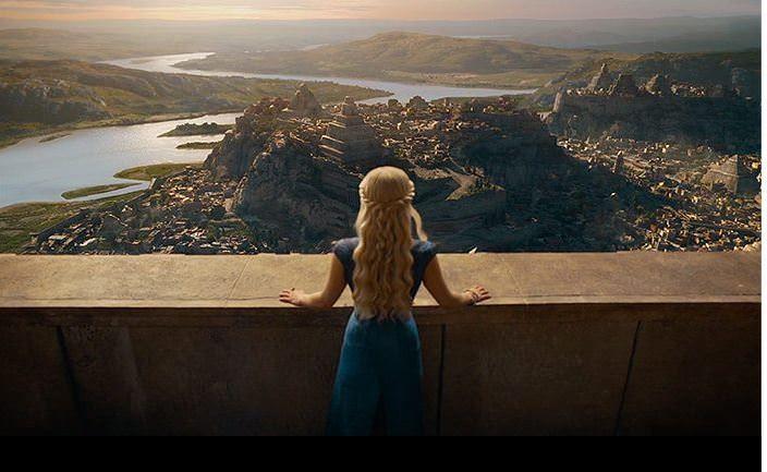 Juego de Tronos 4x05 - Primero de su nombre - Daenerys
