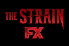 Logotipo The Strain