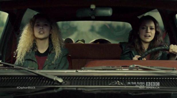 Orphan Black 2x06: Helena y Sarah se van de excursión fraternal en busca de respuestas.