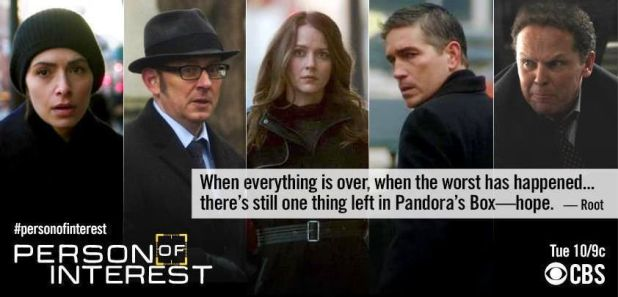 Person Of Interest 3x23 - Nuevas identidades