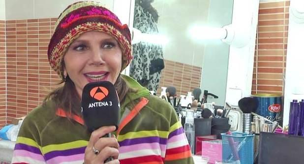 Personajes de Sin Identidad - Victoria Abril es Fernanda