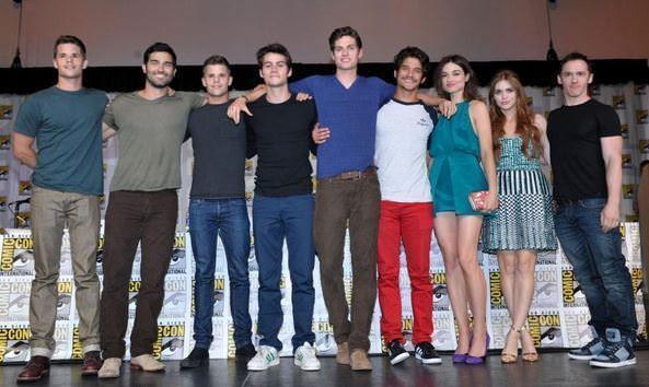 Personajes de Teen Wolf - Actores