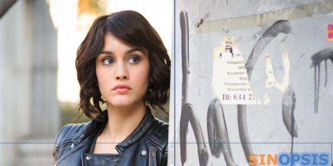 Sin identidad de Antena 3 - Megan Montaner