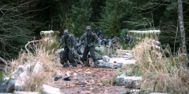 The 100 1x10 I am became Death - The grounders