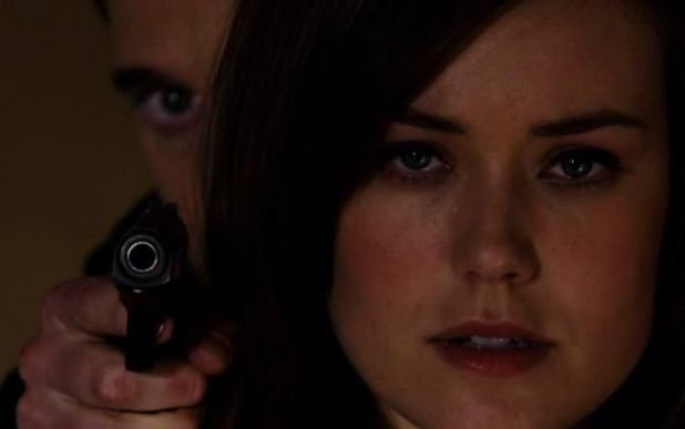 The Blacklist 1x22 - Liz y Tom