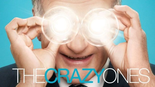 Crítica de The Crazy Ones: Robin Williams se equivoca de cadena