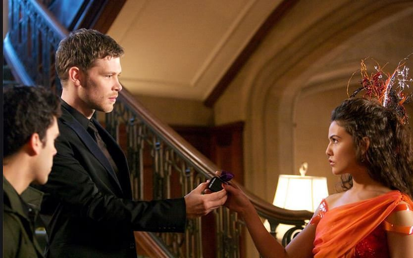 The Originals 1x18 The big uneasy - Klaus y Davina