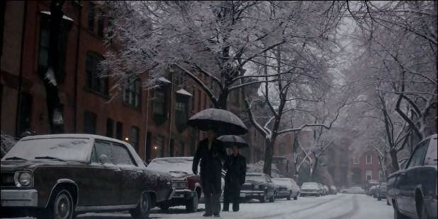 The Americans 2x10 - Encuentro entre Frank Gaad y Arkady Ivanovich