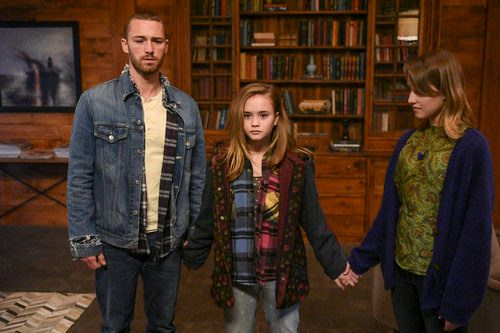 Believe 1x 12 - Bo con sus padres