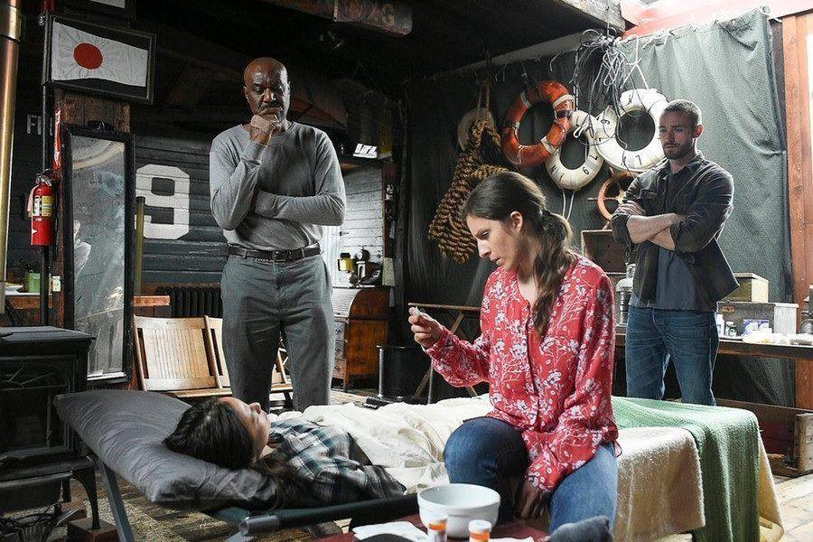 Believe 1x11 - Todos pendientes de Channing, que sigue gravemente herida.