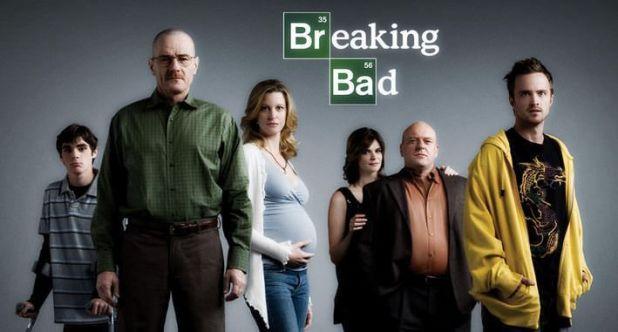 Critics Choice Awards 2014 - Breaking Bad