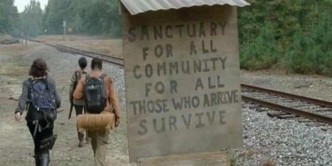 Detalles de la temporada 5 de The Walking Dead - Terminus