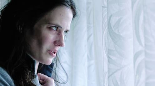 Eva Green posesa en Penny Dreadful