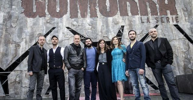 Gomorra - Serie italiana de Sky Atlantic