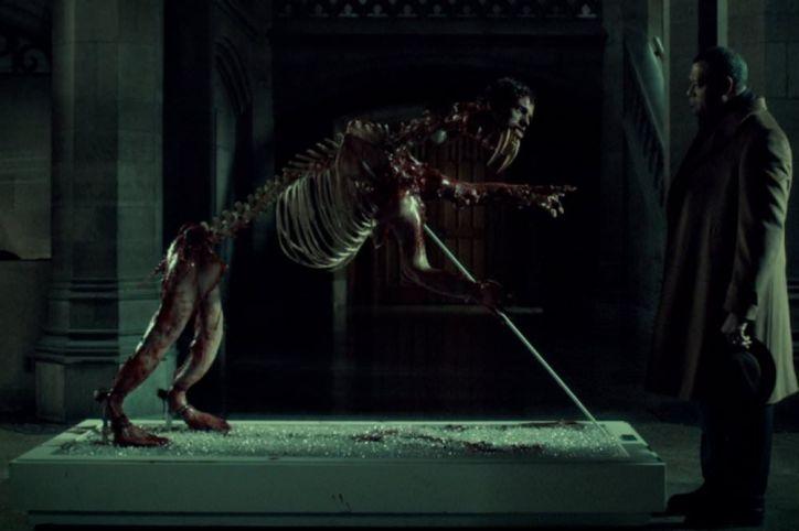 Crítica de la Segunda Temporada de Hannibal: Bryan Fuller y su equipo nos han mostrado imágenes violentas y muy explícitas.