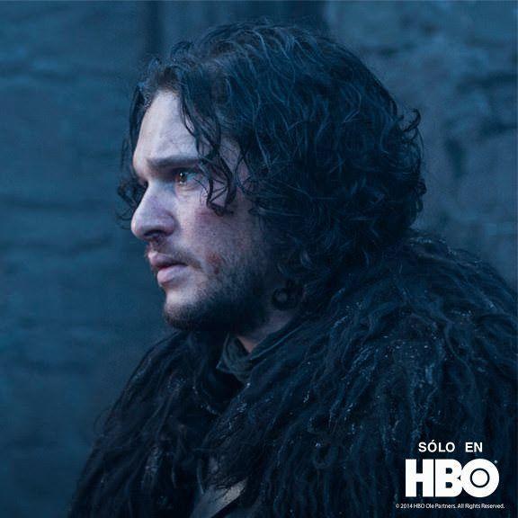 Jon Snow en Juego de Tronos 4x10 The Children