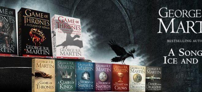 Libros de George RR Martin