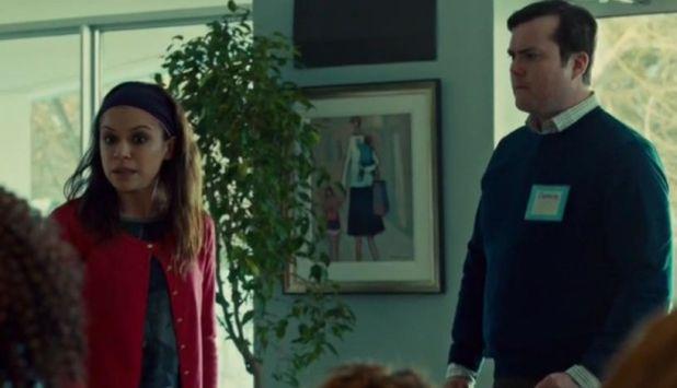 Orphan Black 2x07: Tatiana Maslany vuelve a deslumbrar interpretando a Sarah, que se hace pasar por Alison mientras debe ponerse en la piel de Donnie.