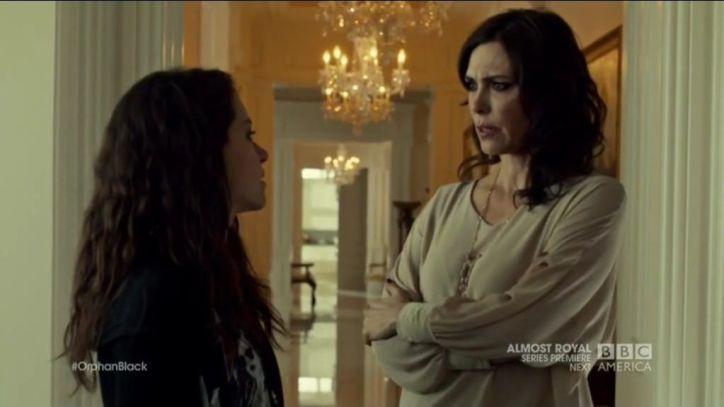 Orphan Black 2x10: Marian Bowles resulta ser una aliada y le cuenta a Sarah la amplitud del proyecto Leda y el proyecto Castor.