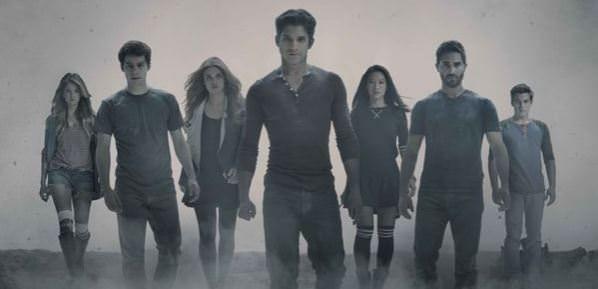 Reparto de Teen Wolf - Temporada 4