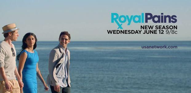Royal Pains Temporada 6