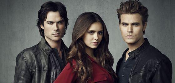 The Vampire Diaries en Teen Choice 2014