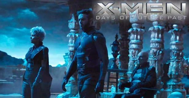 X Men Días del pasado futuro - Escena mundo distópico