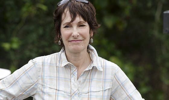 Gale Anne Hurd, productora ejecutiva de The Walking Dead, habla sobre la quinta temporada