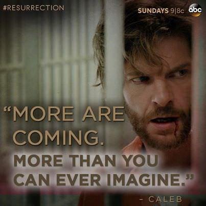 Análisis de la primera temporada de Resurrection