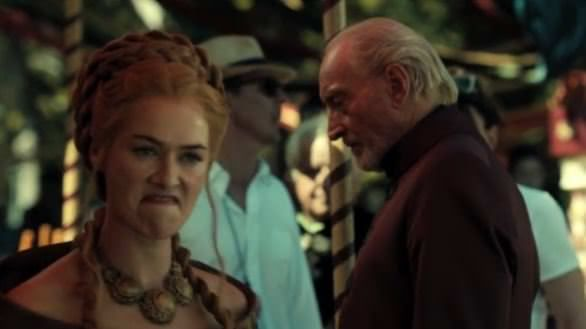 Bloopers Game of Thrones T4