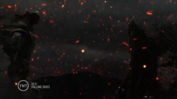 Falling Skies 4x04: Los Volm se han aliado con los Espheni para controlar a Lexi, que puede convertirse en un arma muy poderoso.