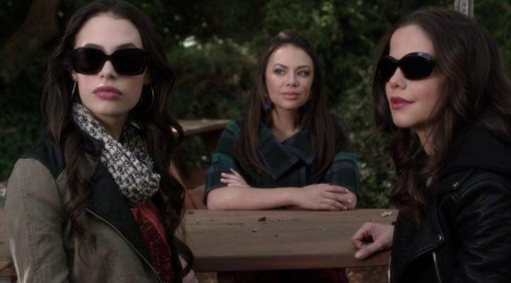 Pretty Little Liars 5x05: Jenna ha vuelto a la Rosewood tras Nueva York y se une a Mona, que ha reclutado a Sydney para su ejército particular.