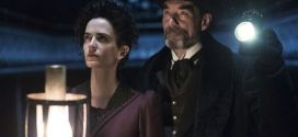 Penny Dreadful 1x08 - Grand Guignol - Vanessa y Sir Malcolm
