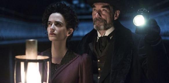 Penny Dreadful 1x08 - Grand Guignol - Vanessa y Sir Malcolm