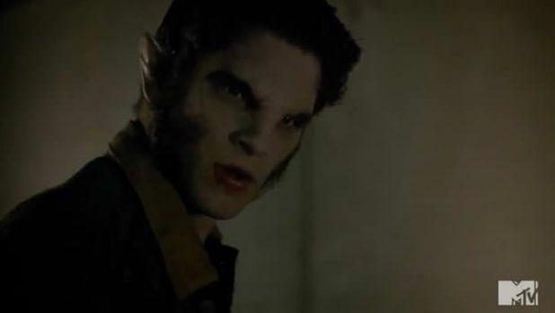 Teen Wolf 4x03 Muted - Scott de alfa
