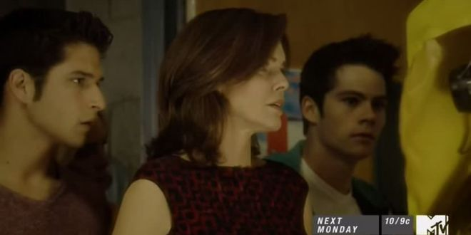 Teen Wolf 4x07 Weaponized - Adelanto