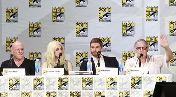 Under the Dome en la Comic Con 2014