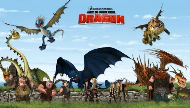How to Train your Dragon: Crítica