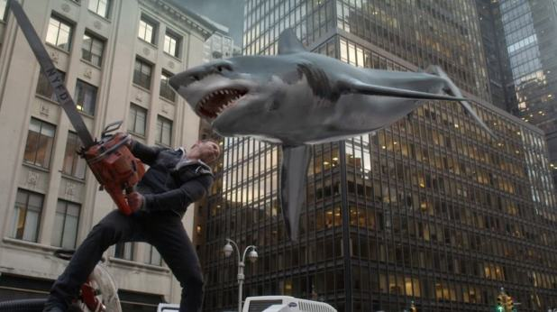 Audiencias USA: Sharknado 2 arrasa en SyFy.