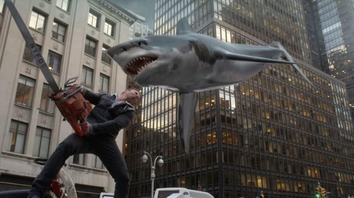 Audiencias USA: Sharknado 2 arrasa en SyFy.