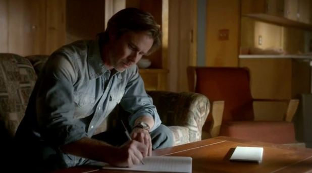 True Blood 7x09: Sam Merlotte se despidió de True Blood de la forma más cutre posible: con una carta y un flashback.