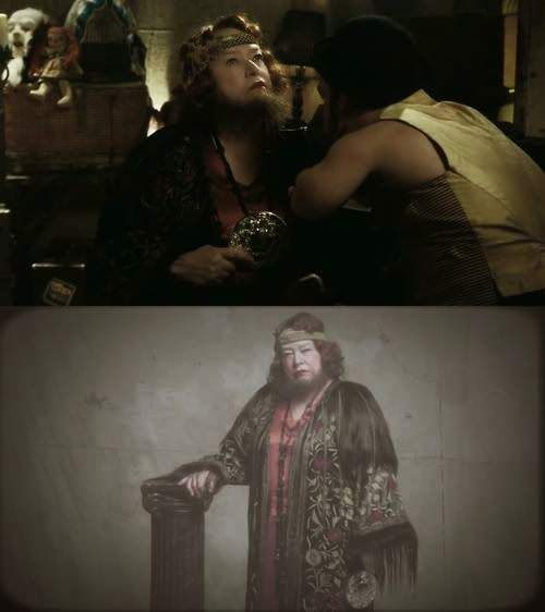 Novedades en American Horror Story: Freakshow - Kathy Bates es Ethel Darling